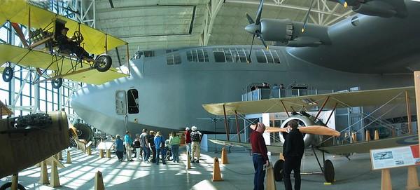 Spruce Goose Evergreen Museum 005