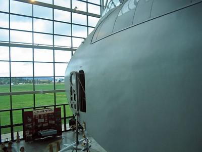 Spruce Goose Evergreen Museum 017