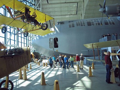 Spruce Goose Evergreen Museum 006