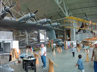 Spruce Goose Evergreen Museum 028