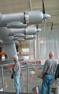 Spruce Goose Evergreen Museum 010