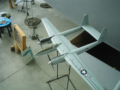 Spruce Goose Evergreen Museum 023