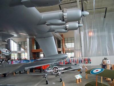 Spruce Goose Evergreen Museum 022