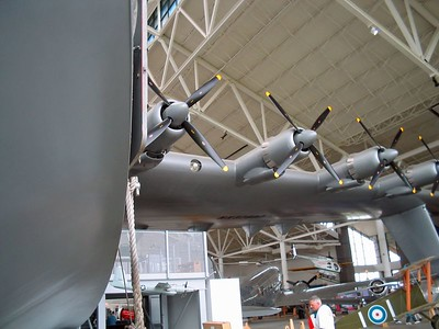 Spruce Goose Evergreen Museum 029