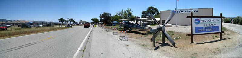 San Martin-  Wings of History  2009 1