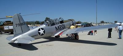 San Martin-  Wings of History  2009 42