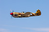 Wings Over Camarillo Airshow, 2012, P-40 Warhawk.