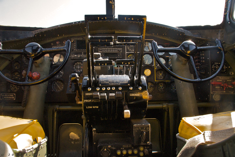 Inside the Flying Fortress