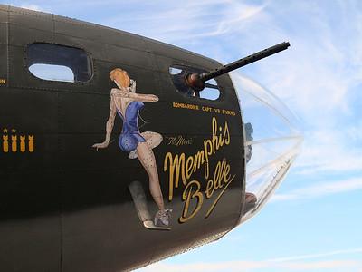 0 2013 B-17 Memphis Belle
