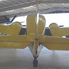 Cessna T-50 rear