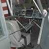 Aeronca L16B Grasshopper interior ft