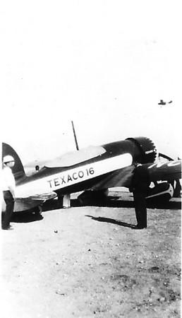 Texaco Lockheed Sirius S/N 148, NC16W - Chicago, IL (circa 1930-1933)