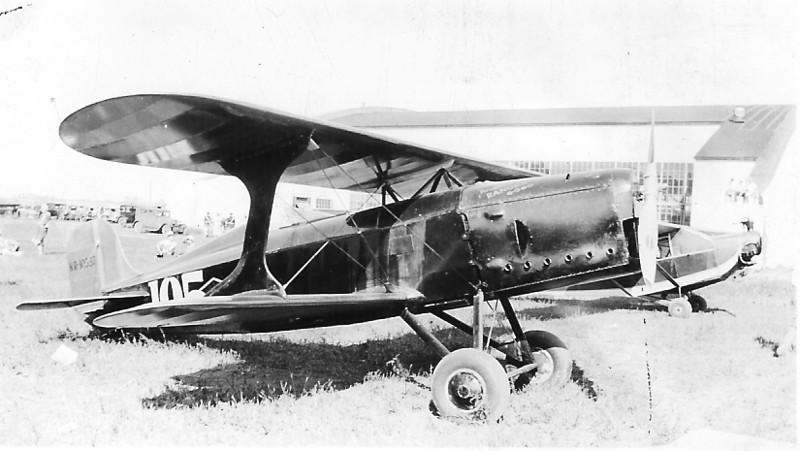 Laird LC-DE Speedwing Junior, NR-10537