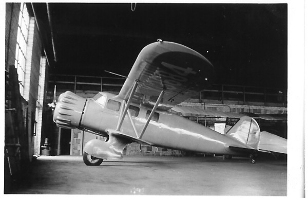 February 28, 1937 - Laird Model LC-EW450 - Chicago, IL