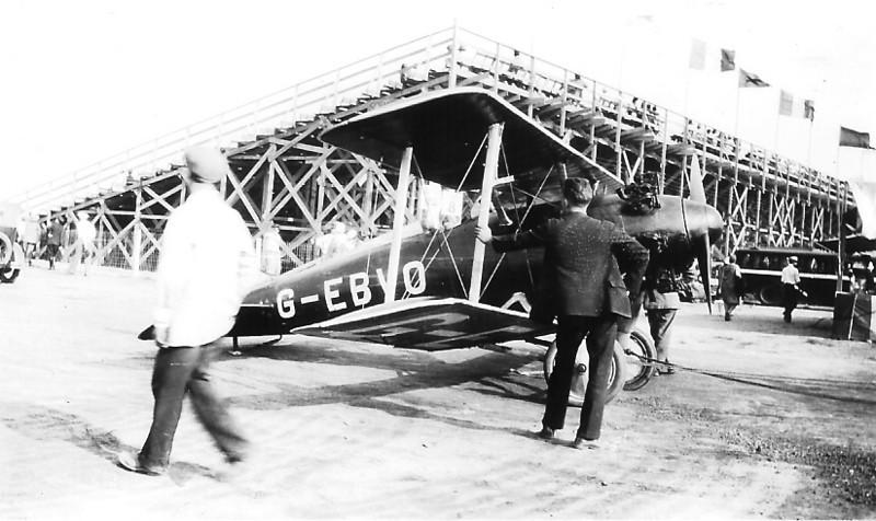 1928 Blackburn F.2 Lincock MK.1, G-EBVO