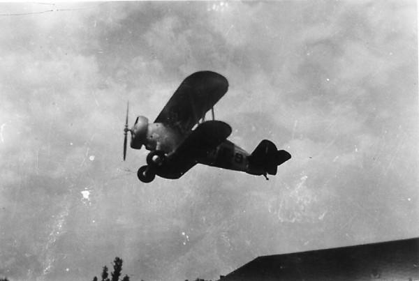 Boeing F4B