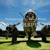 """N3703G - 1945 Boeing B-17G """"Memphis Belle"""" Movie Version"""