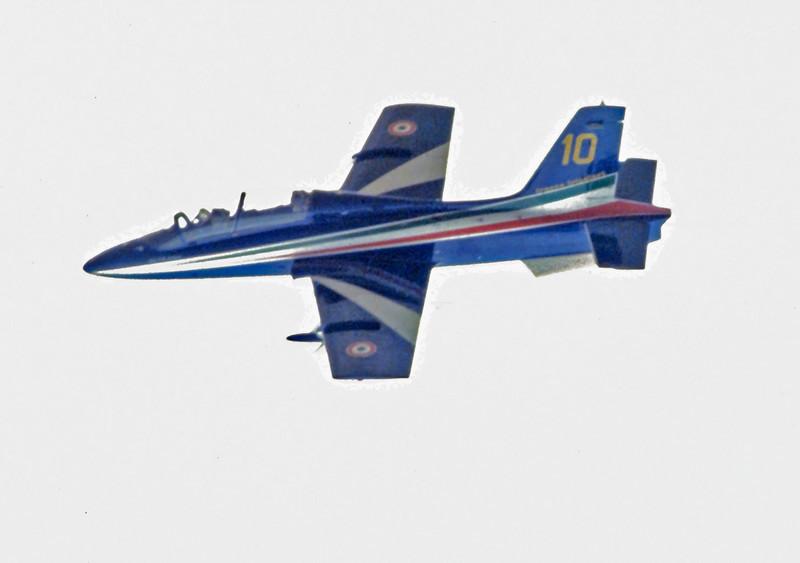 Frecce Tricolore Aermacchi MB-339A