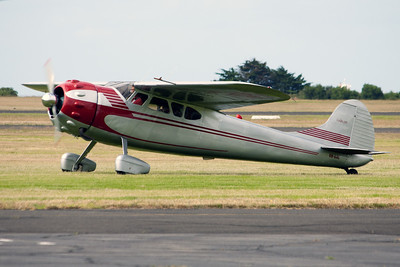 Cessna Aircraft Corp 195 VH-AAL