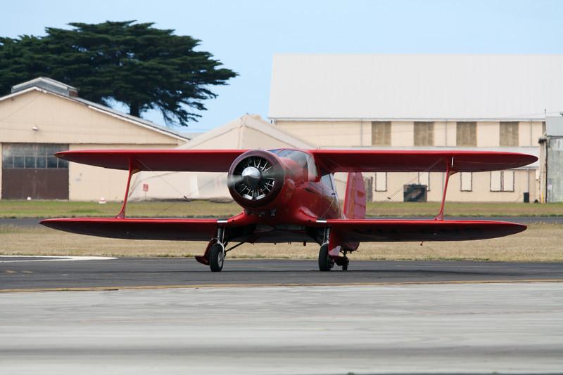 Beech Aircraft Corp D17-S VH-FNS