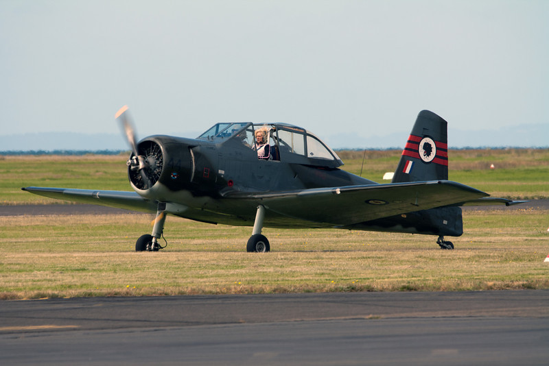 Commonwealth Aircraft Corp Winjeel CA-25 A85-444 VH-AGR
