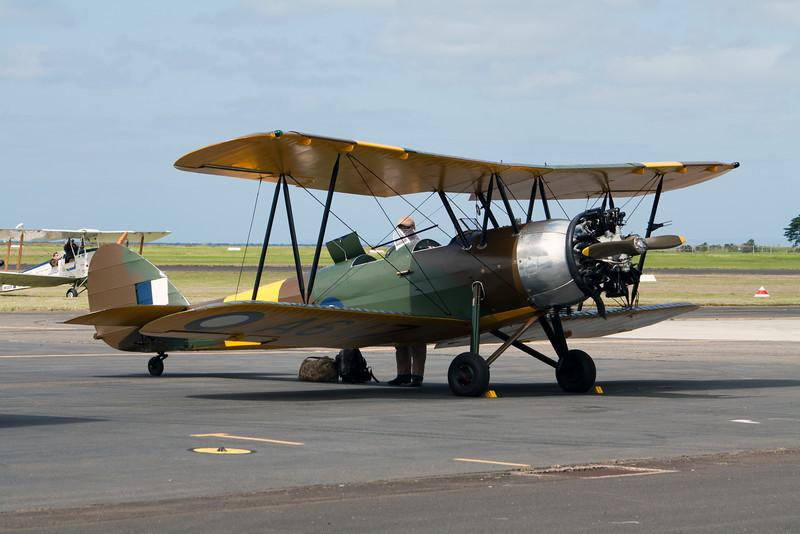 Avro International Aerospace 643 MK II CADET A6-17 VH-AGH