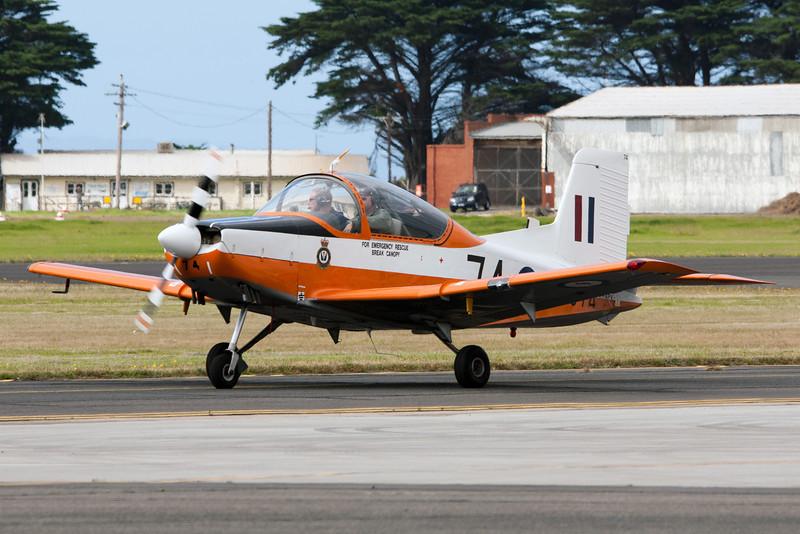 New Zealand Aerospace Ind CT/4A A19-074 VH-APV