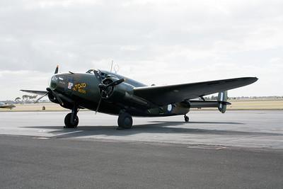 LOCKHEED AIRCRAFT CORP Hudson 414-MKIII A16-211 VH-KOY