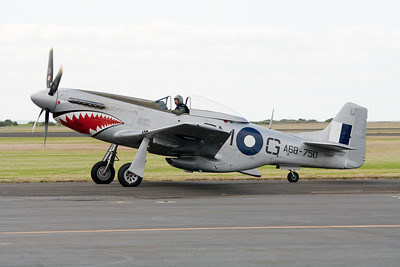 Commonwealth Aircraft Corp Mustang CA-18 MK 23 A68-750 VH-SVU