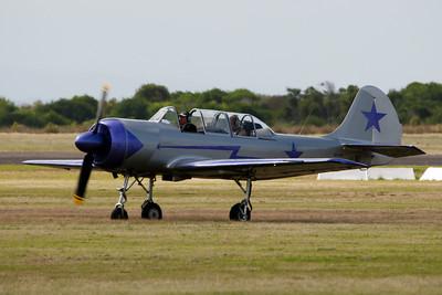 Aerostar Aircraft Corp Yak-52 VH-YGV