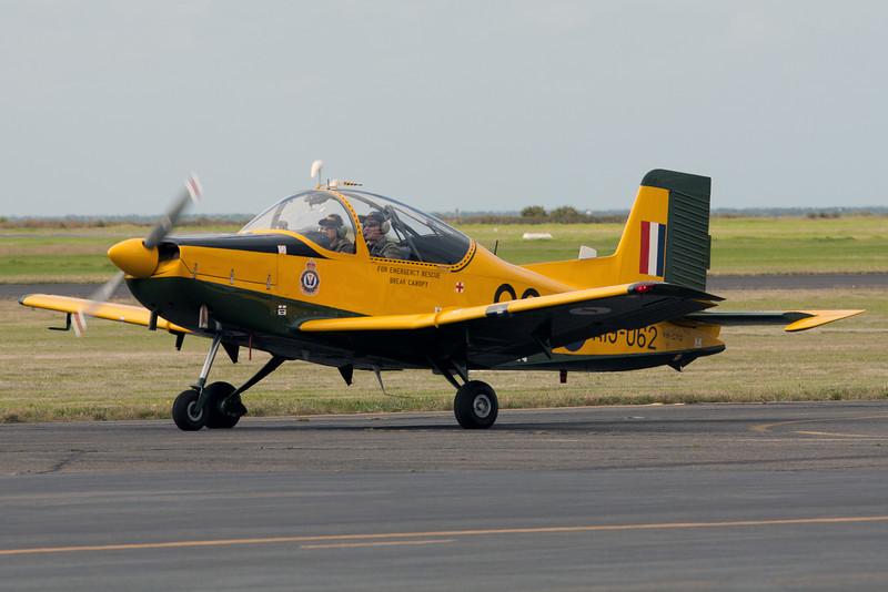 New Zealand Aerospace Ind CT/4A A19-062 VH-CTQ