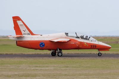 SIAI MARCHETTI SRL S-211 VH-CBL