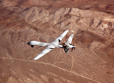 2002 Predator B Shot in 2002 near Mojave