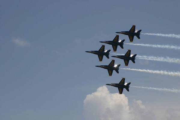 2004-2005 Air Shows