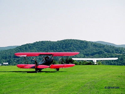 2005 Vermont, Warren Airport
