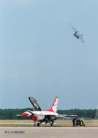 2007 August. Cape Cod Air Show