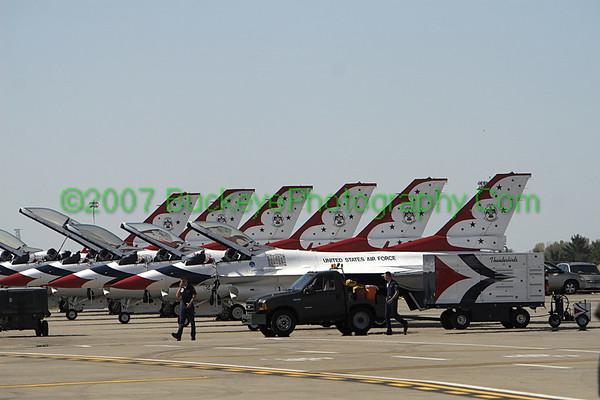 2007 Columbus Airshow