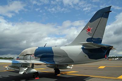 Aero L-39 AlbatrosN39VC   s/n 2314 Sigma 18-50mm f/2.8 EX DC