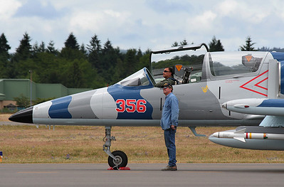 Aero L-39 Albatros 20070616 N39VC   s/n 2314 Canon EF 70-300mm f/4-5.6 IS USM