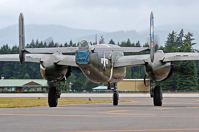 North American B-25N MitchellNL3476G (cn 44-28932)  Tondelayo Sigma 18-50mm f/2.8 EX DC