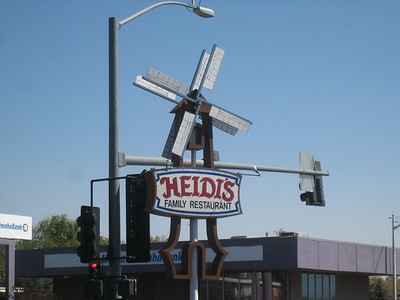 Based on a recommendation from some friends, we ate at Heidi's.  The breakfast here is excellent.