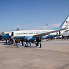Air Force One at the 2008 Wings over Marietta Open House & Airshow
