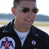 Staff Sergeant Jory Cyr Staff member for the USAF Thunderbirds at the 2008 Wings over Marietta Open House & Airshow