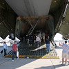 C-5 Galaxy Cargo & Troop Transport Airplane at the 2008 Wings over Marietta Open House & Airshow