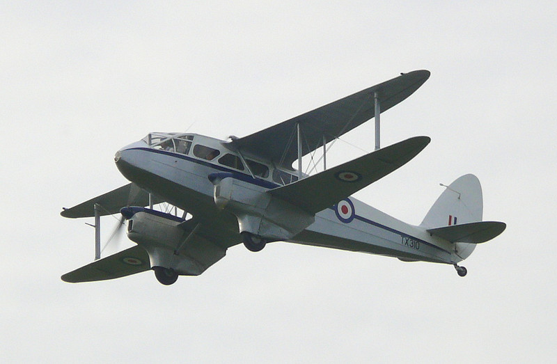Dragon Rapide TX310-G-AIDL<br /> By Clive Featherstone.