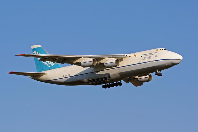 AN124  UR-82008<br /> By David Bladen.