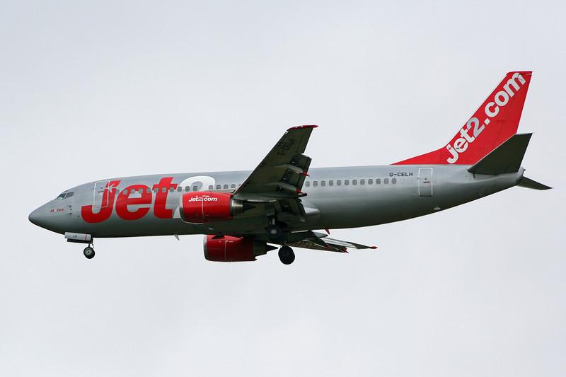 Jet2 B733  G-CELH<br /> By David Bladen.