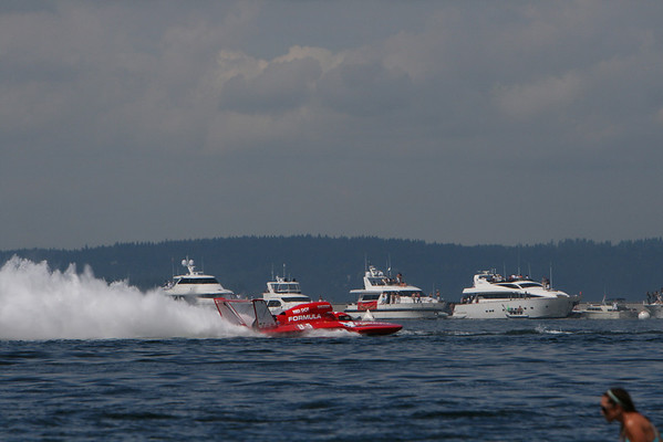 Seafair and Hydroplane Races 8/2/2008