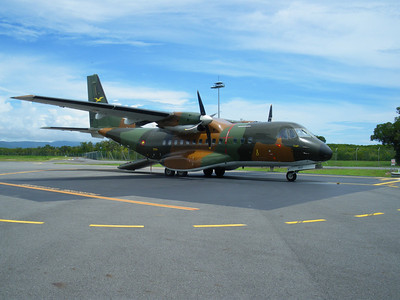 P2-0502 CASA CN-235 PNG DEFENSE FORCE