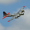 """The Yankee Air Museum (YAM) is the owner and operator of this Boeing B-17G Flying Fortress """"Yankee Lady"""". B-17G-110-VE, N3193G, was delivered to the U. S. Army Air Corps as 44-85829, then transferred to the U. S. Coast Guard as PB-1G, BuNo 77255 in September 1946. It served at NAS Elizabeth City, North Carolina until May 1959. Ace Smelting Incorporated of Phoenix, Arizona bought it on May 11, 1959, gave it its current registration, then sold it to Fairchild Aerial Surveys of Los Angeles, California the same month. Aero Services Corporation of Philadelphia, Pennsylvania acquired it on August 2, 1965 and sold it to Beigert Brothers of Shickley, Nebraska on October 1, 1965. Aircraft Specialties Incorporated of Mesa, Arizona bought it on March 19, 1966 and flew it as tanker c34 and later tanker #34. It was flown to Hawaii in January 1969 to appear in the movie Tora Tora Tora. Globe Air Incorporated of Mesa, Arizona acquired it along with B-17G-85-DL, N9563Z on February 18, 1981. It is now named """"Yankee Lady"""" and flies for the Yankee Air Museum at Yspilanti, Michigan."""
